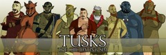 Tusks: The Orc Dating Sim Promo